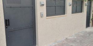 שערים חשמליים לבית פרטי עם קוד לכניסה - דגם רותם 5
