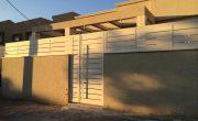 שערים לבתים פרטיים מאלומיניום – דגם שניר 10