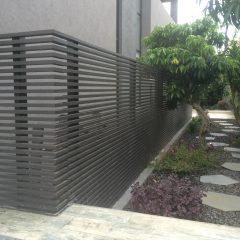 גדר לבית
